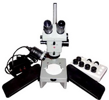Микроскоп МБС-10.